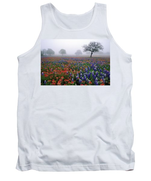 Texas Spring - Fs000559 Tank Top by Daniel Dempster