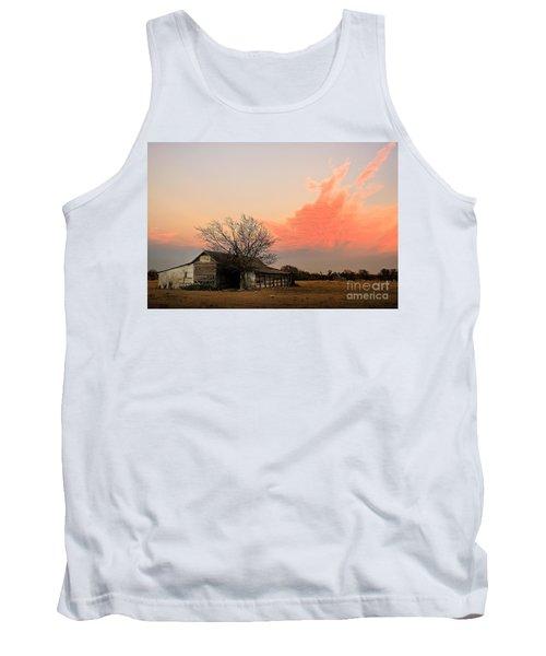Texas Sunset Tank Top