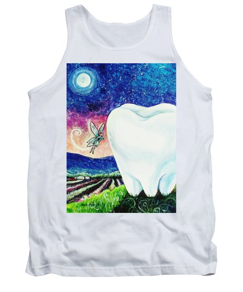 That's No Baby Tooth Tank Top