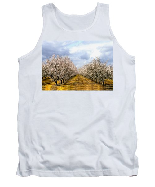 The Almond Orchard Tank Top