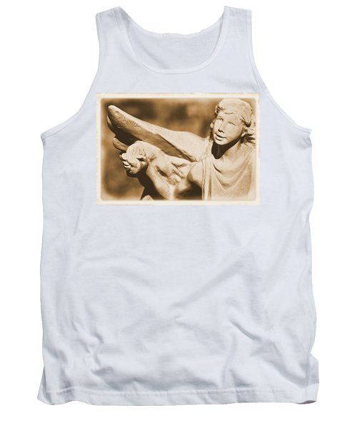 The Angel Of Joy Tank Top