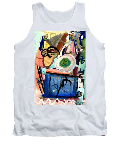 The Aquarium Tank Top