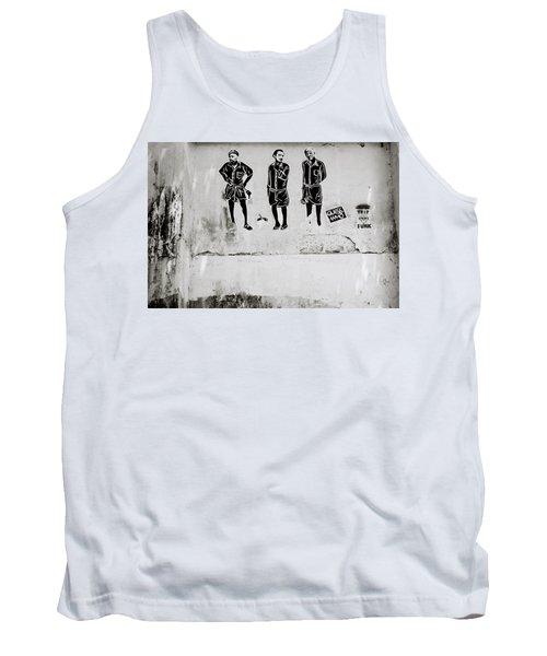 The Trio  Tank Top