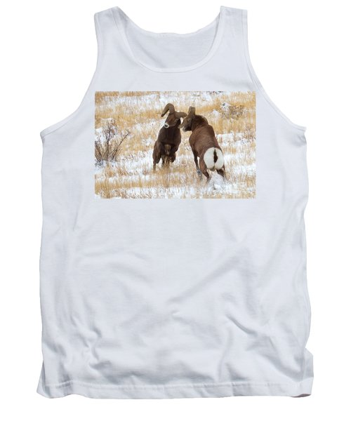 The Battle For Dominance Tank Top