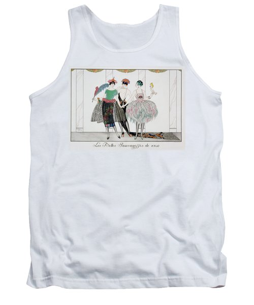 The Beautiful Savages Tank Top