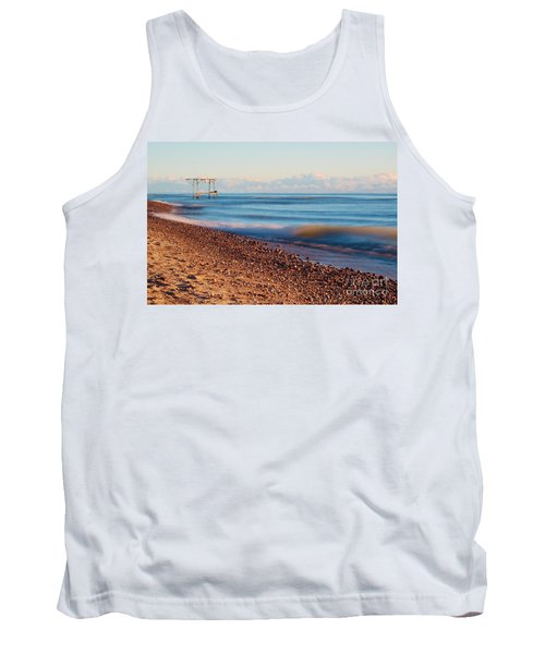 The Boat Hoist Tank Top