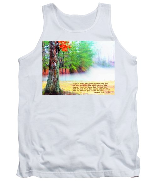 The Breath Of Life Tank Top