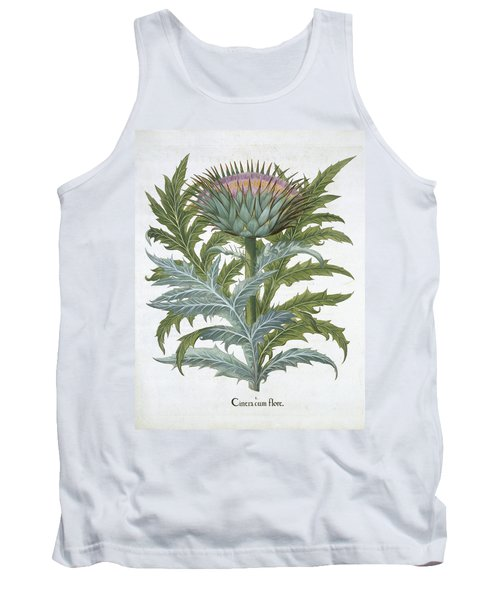 The Cardoon, From The Hortus Tank Top