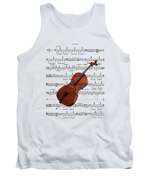 The Cello Tank Top