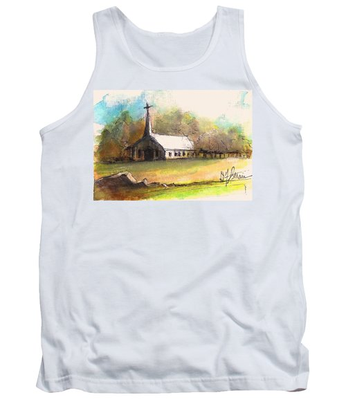The Church Tank Top