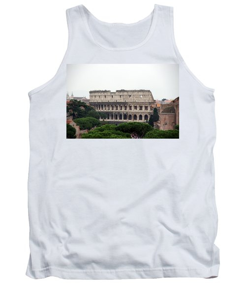The Coliseum  Tank Top