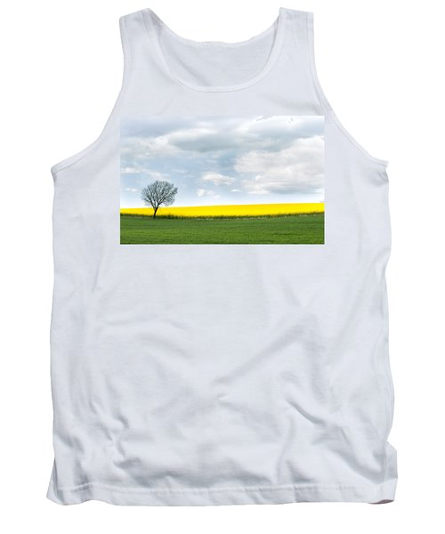 The Colors Of Spring Tank Top