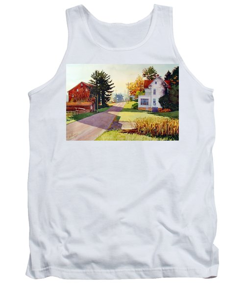 The Country Road Tank Top