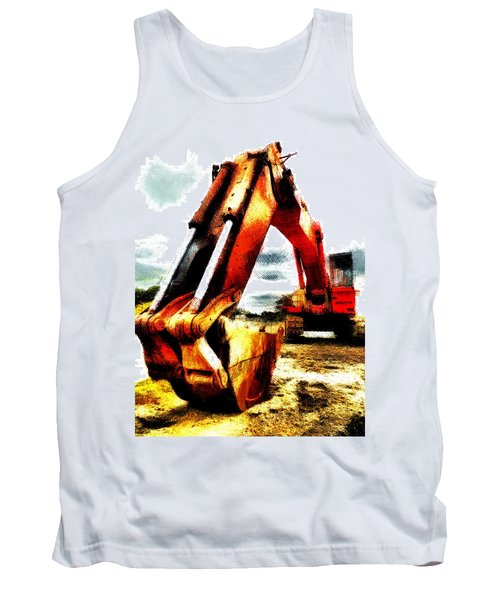 The Crab Claw Tank Top by Steve Taylor