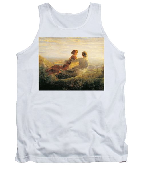 The Departure Of The Soul Tank Top