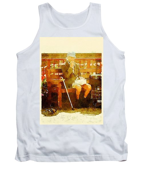 The Devonshire Man Tank Top