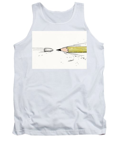 The Draw Tank Top