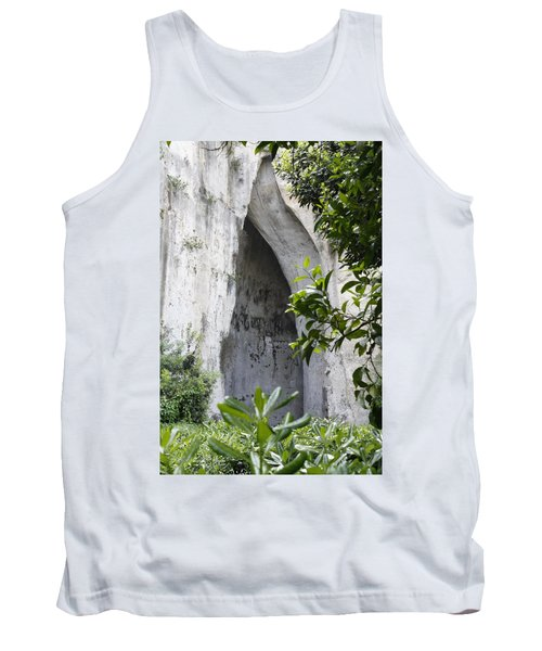 The Ear Of Dionysius Tank Top