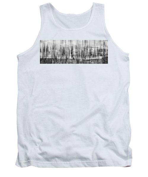 The Edge Of The Clear-cut Tank Top