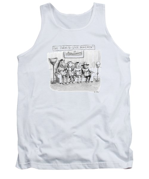 The Farm-to-sofa Movement Tank Top
