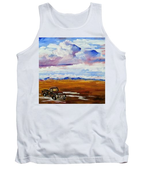 The Flathead Tank Top