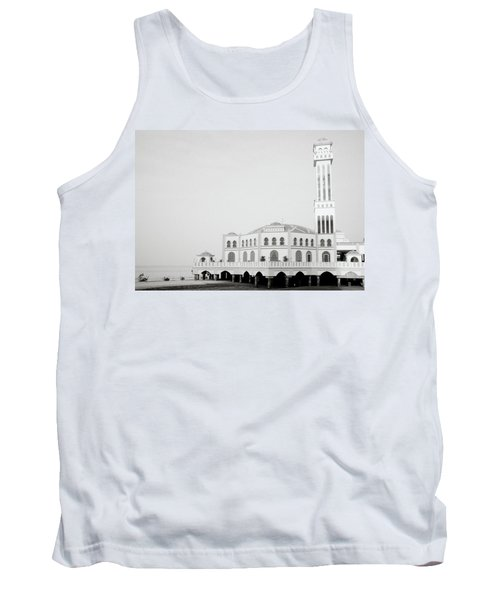 The Floating Mosque Tank Top