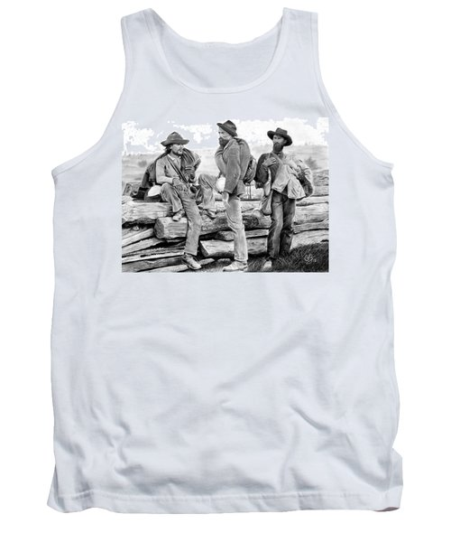 The Forgotten Soldiers Tank Top