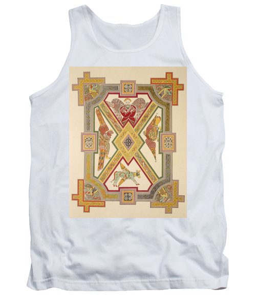 The Four Evangelists, From A Facsimile Tank Top