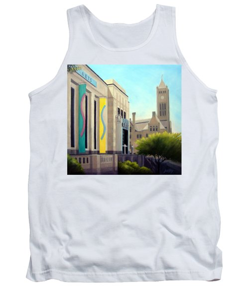 The Frist Center Tank Top