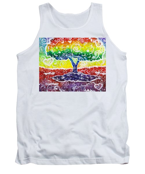 The Giving Tree Tank Top