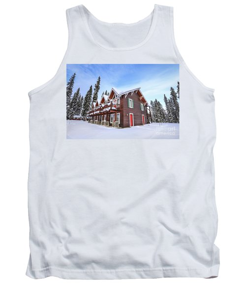 The Glory Of Winter's Chill Tank Top