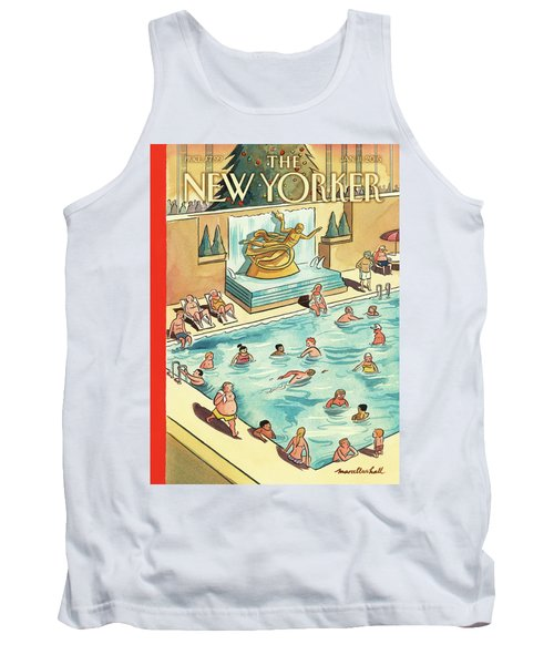 The Great Thaw Tank Top