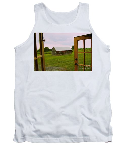 The Grounds Tank Top