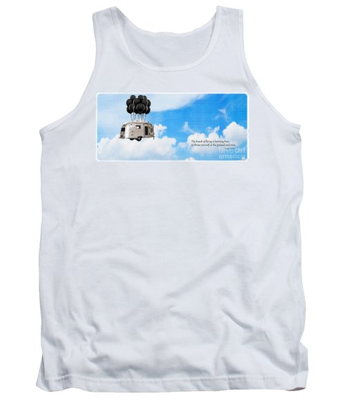 The Knack Of Flying Tank Top