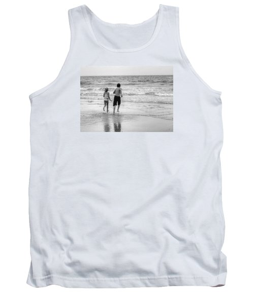 The Last Wave Tank Top