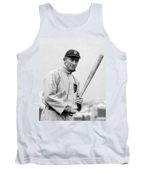 The Legendary Ty Cobb Tank Top