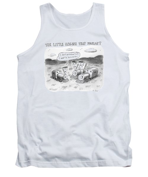 The Little Engine That Wouldn't Tank Top