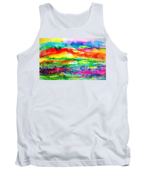 The Living Desert Tank Top