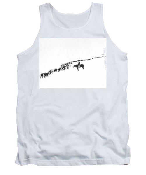 The Long Long Line Tank Top