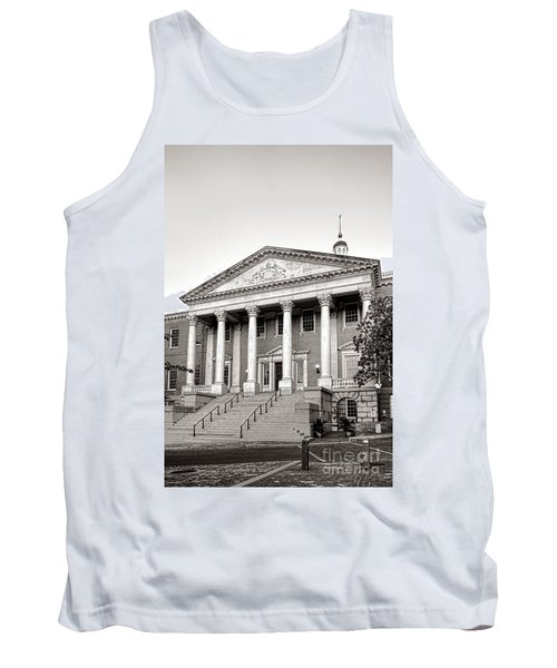 The Maryland State House Tank Top