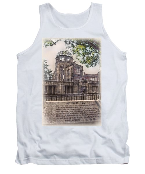 The Memorial Tank Top by Hanny Heim