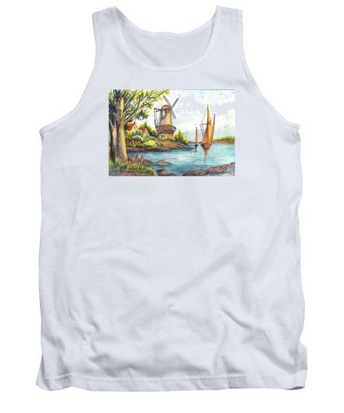 The Olde Mill Tank Top