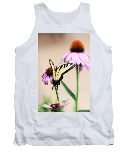 The Swallowtail Tank Top by Trina  Ansel