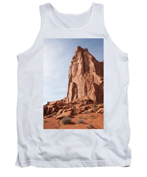 Tank Top featuring the photograph The Monolith by John M Bailey