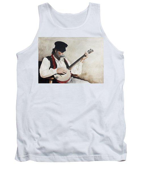 The Music Man Tank Top
