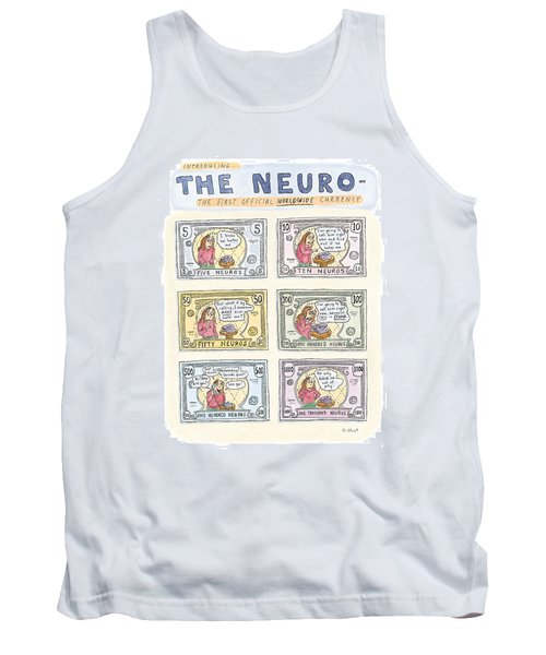 The Neuro  -   The First Official Worldwide Tank Top