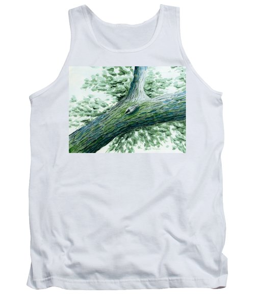 The Nuthatch Tank Top