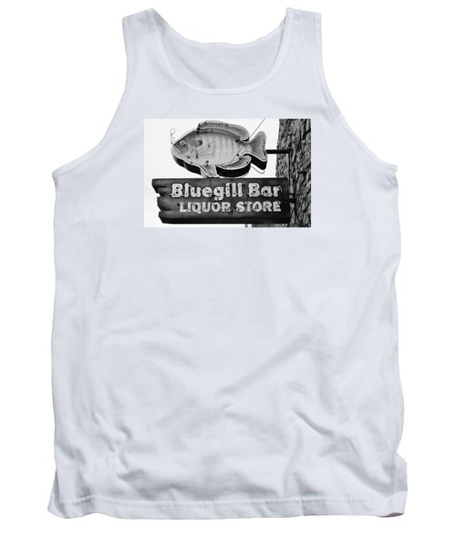 The Old Watering Hole Tank Top by Bruce Bley