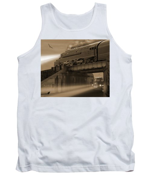 The Overpass 2 Tank Top