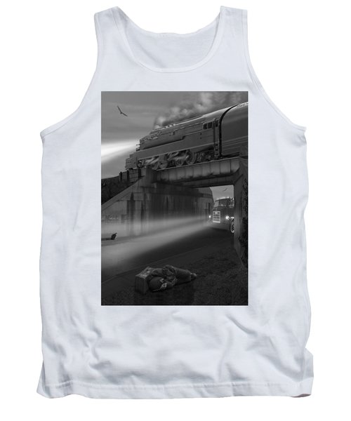 The Overpass Tank Top